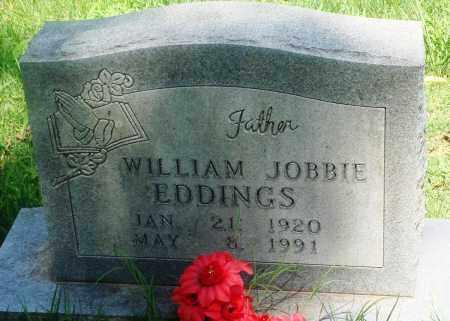 EDDINGS, WILLIAM JOBBIE - Newton County, Arkansas   WILLIAM JOBBIE EDDINGS - Arkansas Gravestone Photos