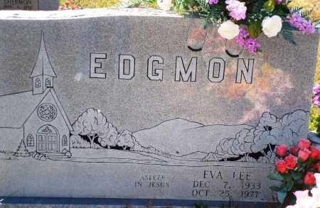 EDGMON, EVA - Newton County, Arkansas | EVA EDGMON - Arkansas Gravestone Photos