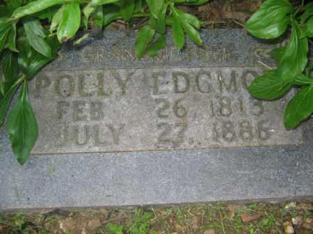 EDGMON, MARY POLLY - Newton County, Arkansas | MARY POLLY EDGMON - Arkansas Gravestone Photos