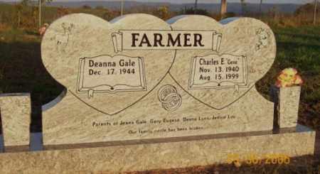 FARMER, CHARLES EUGENE - Newton County, Arkansas | CHARLES EUGENE FARMER - Arkansas Gravestone Photos