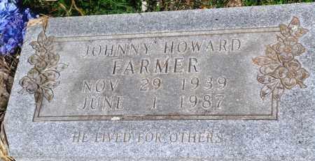 FARMER, JOHNNY HOWARD - Newton County, Arkansas | JOHNNY HOWARD FARMER - Arkansas Gravestone Photos