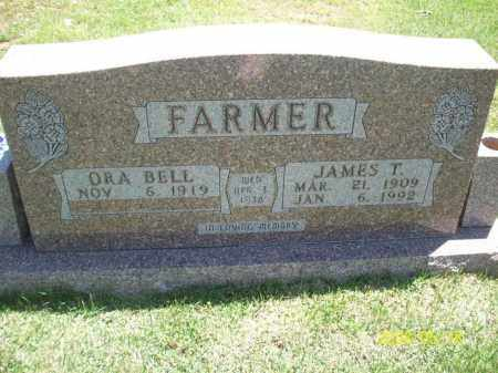 FARMER, JAMES T - Newton County, Arkansas | JAMES T FARMER - Arkansas Gravestone Photos