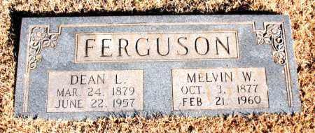 FERGUSON, MELVIN WEBB - Newton County, Arkansas | MELVIN WEBB FERGUSON - Arkansas Gravestone Photos