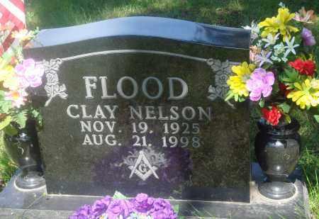FLOOD, CLAY NELSON - Newton County, Arkansas | CLAY NELSON FLOOD - Arkansas Gravestone Photos