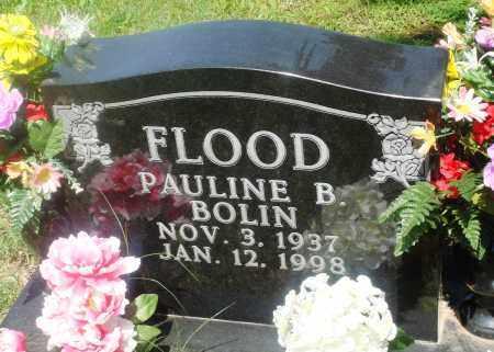FLOOD, PAULINE B. - Newton County, Arkansas | PAULINE B. FLOOD - Arkansas Gravestone Photos