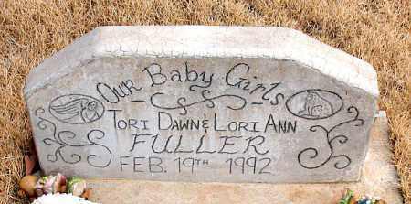 FULLER, LORI ANN - Newton County, Arkansas | LORI ANN FULLER - Arkansas Gravestone Photos