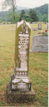GILMORE, GEORGE RILEY - Newton County, Arkansas | GEORGE RILEY GILMORE - Arkansas Gravestone Photos