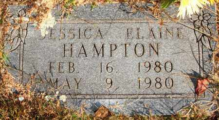 HAMPTON, JESSICA ELAINE - Newton County, Arkansas | JESSICA ELAINE HAMPTON - Arkansas Gravestone Photos