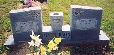 "HARDERSON, ISAAC ""IKE"" - Newton County, Arkansas   ISAAC ""IKE"" HARDERSON - Arkansas Gravestone Photos"