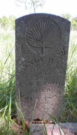 HARP, NANCY - Newton County, Arkansas   NANCY HARP - Arkansas Gravestone Photos