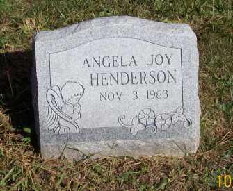 HENDERSON, ANGELA JOY - Newton County, Arkansas | ANGELA JOY HENDERSON - Arkansas Gravestone Photos