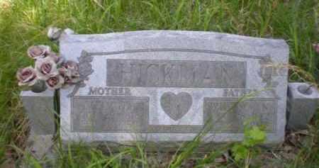 HICKMAN, MELVINA - Newton County, Arkansas | MELVINA HICKMAN - Arkansas Gravestone Photos