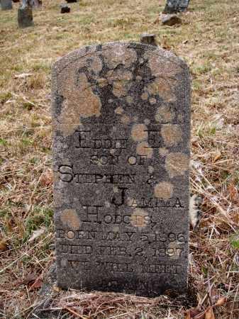 HODGES, EDDIE E. - Newton County, Arkansas | EDDIE E. HODGES - Arkansas Gravestone Photos