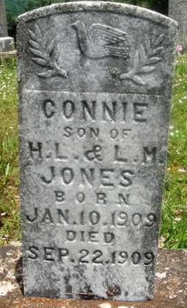 JONES, CONNIE - Newton County, Arkansas | CONNIE JONES - Arkansas Gravestone Photos
