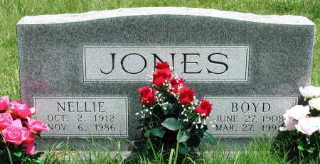 JONES, NELLIE - Newton County, Arkansas | NELLIE JONES - Arkansas Gravestone Photos