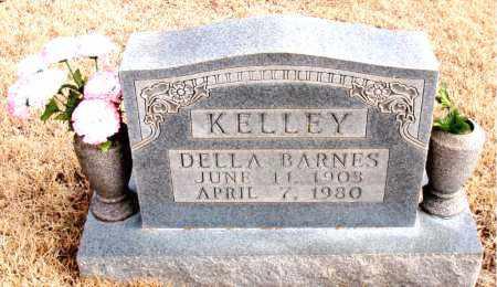 BARNES KELLEY, DELLA - Newton County, Arkansas | DELLA BARNES KELLEY - Arkansas Gravestone Photos