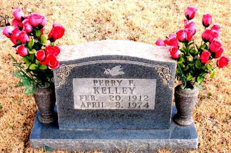 KELLY, PERRY F. - Newton County, Arkansas | PERRY F. KELLY - Arkansas Gravestone Photos