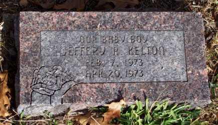 KELTON, JEFFERY  R. - Newton County, Arkansas | JEFFERY  R. KELTON - Arkansas Gravestone Photos