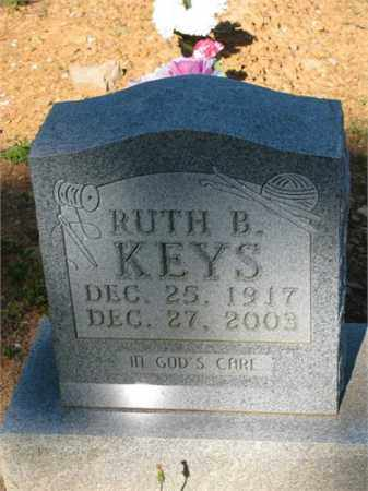 KEYS, RUTH B. - Newton County, Arkansas | RUTH B. KEYS - Arkansas Gravestone Photos