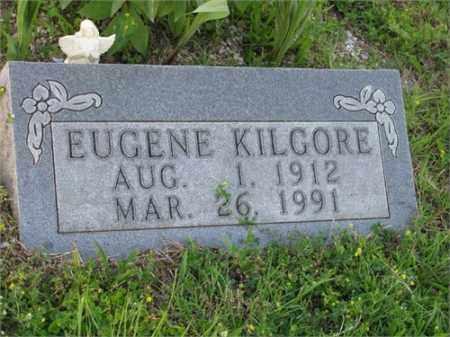 KILGORE, EUGENE - Newton County, Arkansas | EUGENE KILGORE - Arkansas Gravestone Photos