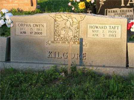 KILGORE, ORPHA OWEN - Newton County, Arkansas   ORPHA OWEN KILGORE - Arkansas Gravestone Photos