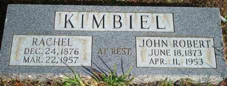 KIMBIEL, JOHN ROBERT - Newton County, Arkansas | JOHN ROBERT KIMBIEL - Arkansas Gravestone Photos