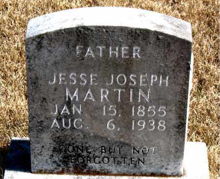 MARTIN, JESSE JOSEPH - Newton County, Arkansas | JESSE JOSEPH MARTIN - Arkansas Gravestone Photos