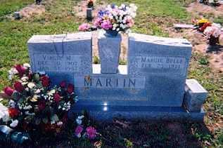 MARTIN, VIRGIL MARVIN - Newton County, Arkansas | VIRGIL MARVIN MARTIN - Arkansas Gravestone Photos