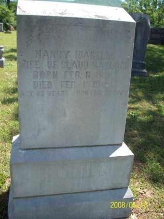 MATLOCK, NANCY IDABELL - Newton County, Arkansas   NANCY IDABELL MATLOCK - Arkansas Gravestone Photos