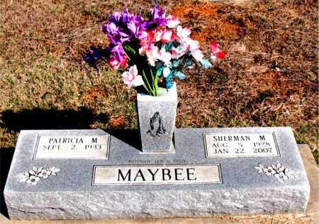 MAYBEE, SHERMAN M. - Newton County, Arkansas   SHERMAN M. MAYBEE - Arkansas Gravestone Photos