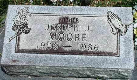 MOORE, JOSEPH J - Newton County, Arkansas | JOSEPH J MOORE - Arkansas Gravestone Photos