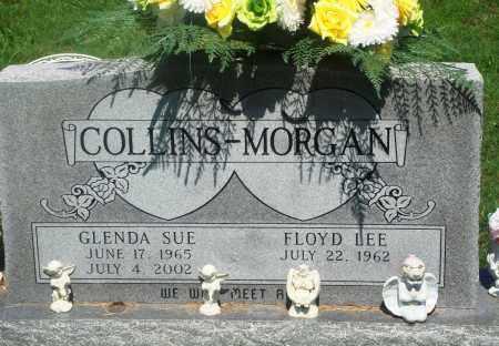 COLLINS MORGAN, GLENDA SUE - Newton County, Arkansas | GLENDA SUE COLLINS MORGAN - Arkansas Gravestone Photos