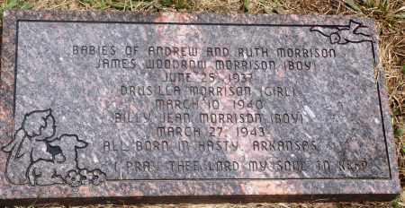MORRISON, BILLY JEAN - Newton County, Arkansas | BILLY JEAN MORRISON - Arkansas Gravestone Photos