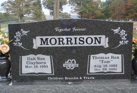 """MORRISON, THOMAS REX """"TOM"""" - Newton County, Arkansas   THOMAS REX """"TOM"""" MORRISON - Arkansas Gravestone Photos"""