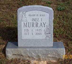 MURRAY, INEZ I. - Newton County, Arkansas | INEZ I. MURRAY - Arkansas Gravestone Photos