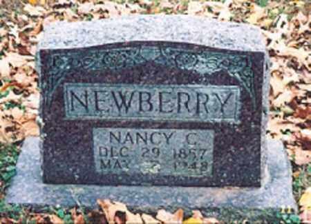 NEWBERRY, NANCY C. - Newton County, Arkansas   NANCY C. NEWBERRY - Arkansas Gravestone Photos