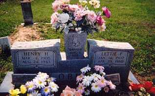OBER, LETTIE F. - Newton County, Arkansas   LETTIE F. OBER - Arkansas Gravestone Photos