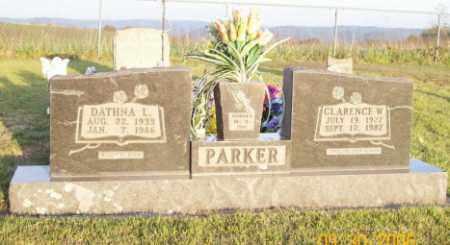 PARKER, DATHNA L. - Newton County, Arkansas | DATHNA L. PARKER - Arkansas Gravestone Photos