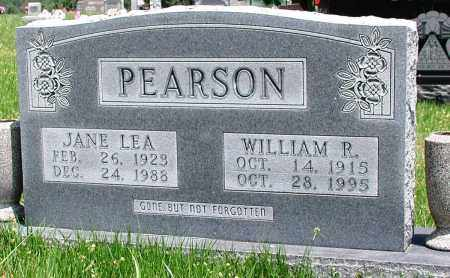 PEARSON, WILLIAM R - Newton County, Arkansas | WILLIAM R PEARSON - Arkansas Gravestone Photos