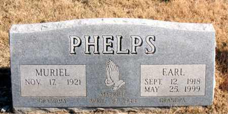 PHELPS, EARL - Newton County, Arkansas | EARL PHELPS - Arkansas Gravestone Photos