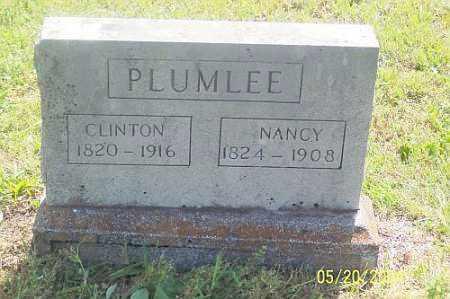 PLUMLEE, NANCY - Newton County, Arkansas | NANCY PLUMLEE - Arkansas Gravestone Photos