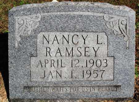 RAMSEY, NANCY LEE - Newton County, Arkansas | NANCY LEE RAMSEY - Arkansas Gravestone Photos
