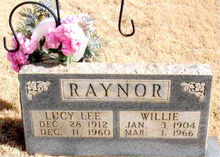 RAYNOR, WILLIE - Newton County, Arkansas   WILLIE RAYNOR - Arkansas Gravestone Photos