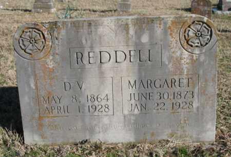 REDDELL, MARGARET CAROLINE - Newton County, Arkansas | MARGARET CAROLINE REDDELL - Arkansas Gravestone Photos