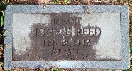 REED, JONNIE - Newton County, Arkansas | JONNIE REED - Arkansas Gravestone Photos