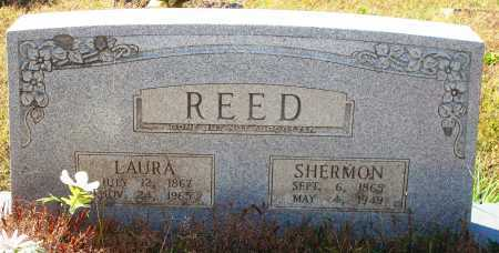 REED, SHERMON - Newton County, Arkansas | SHERMON REED - Arkansas Gravestone Photos