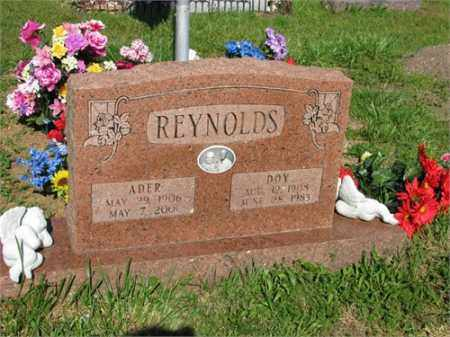 REYNOLDS, DOY - Newton County, Arkansas | DOY REYNOLDS - Arkansas Gravestone Photos