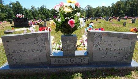REYNOLDS, GLENNA - Newton County, Arkansas | GLENNA REYNOLDS - Arkansas Gravestone Photos