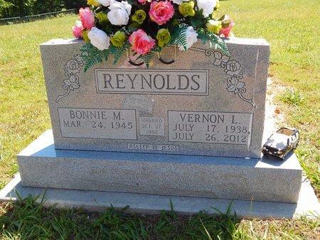 REYNOLDS, VERNON L - Newton County, Arkansas   VERNON L REYNOLDS - Arkansas Gravestone Photos