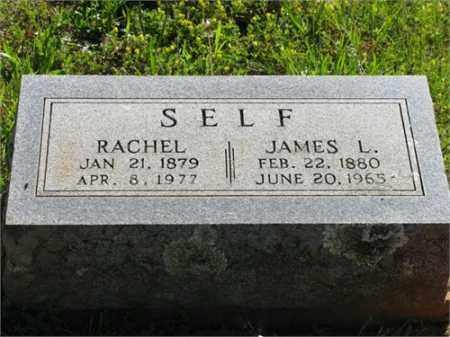 SELF, RACHEL - Newton County, Arkansas | RACHEL SELF - Arkansas Gravestone Photos